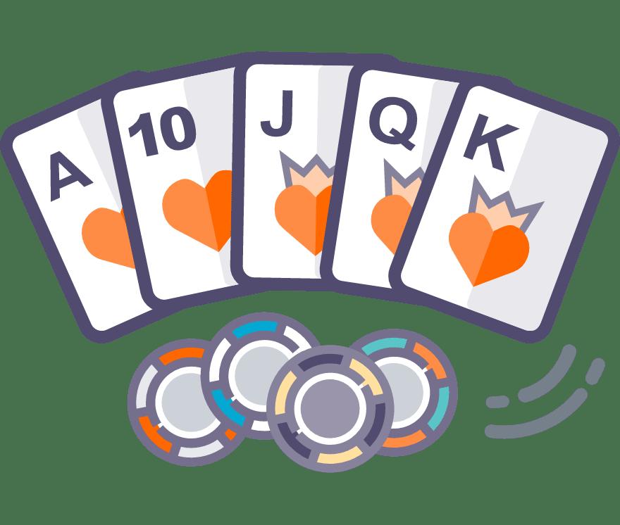 Los 31 mejores sitios de Casino de Texas Holdem en línea en Argentina