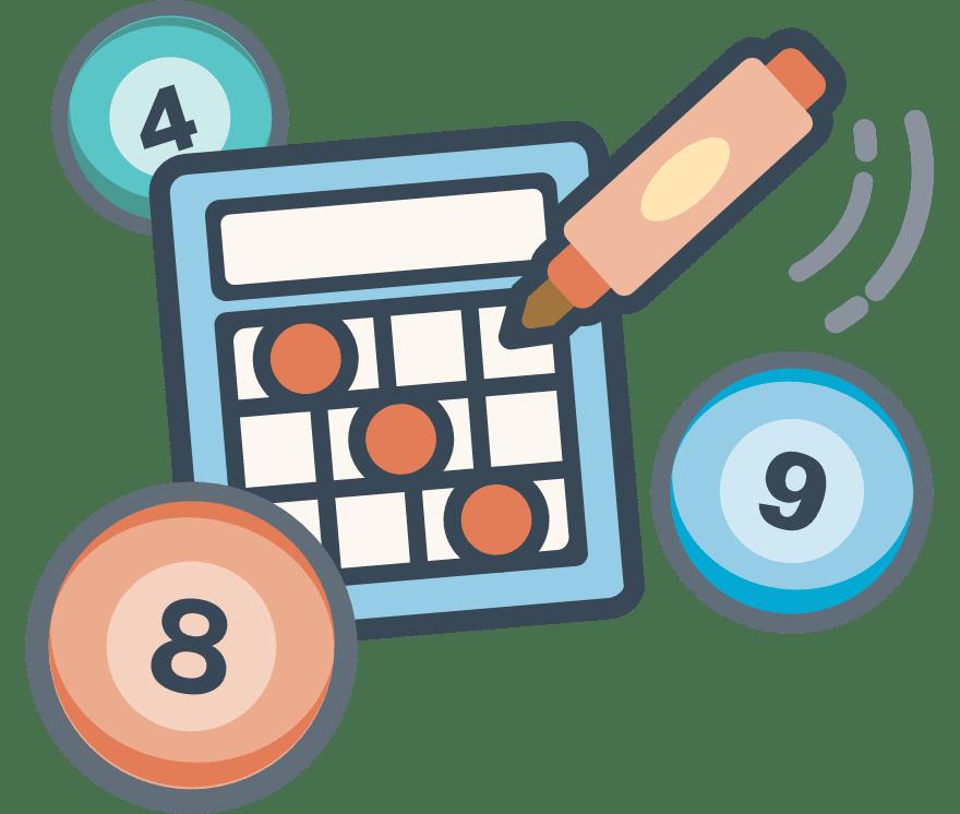 Mejores nuevos sitios de bingo en 2021